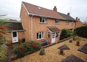 Thumbnail 3 bed semi-detached house for sale in Philip Road, Wilton, Salisbury