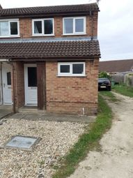Thumbnail 1 bed end terrace house for sale in Spilsby Close, Lincoln
