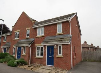 Thumbnail 3 bed semi-detached house to rent in Harvey Street, Melton Mowbray