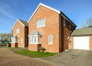 Thumbnail 3 bed link-detached house for sale in Blackbird Close, Covingham, Wiltshire
