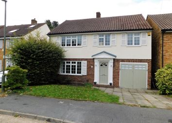 Thumbnail 4 bedroom detached house for sale in Ivy Close, Lower Sunbury