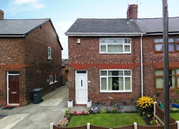 Thumbnail 2 bed semi-detached house for sale in Oak Avenue, Manchester, Greater Manchester
