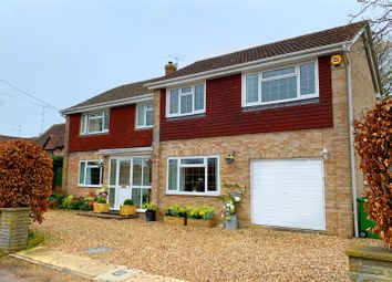 Thumbnail 5 bedroom detached house for sale in Chapel Road, Stockcross, Newbury