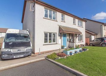 Thumbnail 3 bed semi-detached house for sale in 30 Broogh Wyllin, Kirk Michael
