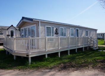 Thumbnail 2 bed mobile/park home for sale in Felixstowe Beach Caravan Park Walton Avenue, Felixstowe