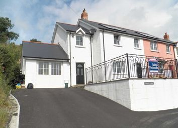Thumbnail 2 bedroom end terrace house for sale in Abercych, Boncath