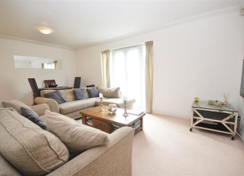 Thumbnail 1 bedroom flat to rent in White Lodge Close, Isleworth
