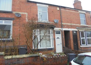 Thumbnail 3 bedroom terraced house for sale in Pitt Street, Kimberworth, Rotherham