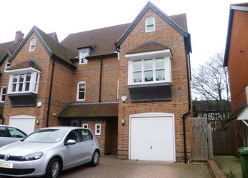 Thumbnail 3 bed end terrace house to rent in Coopers Mews, Beckenham