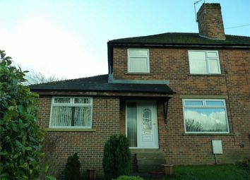 Thumbnail 4 bed semi-detached house for sale in Sheffield Road, Oxspring, Sheffield, South Yorkshire