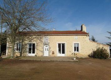 Thumbnail 4 bed property for sale in Le-Breuil-Sous-Argenton, Deux-Sèvres, France