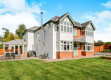 Thumbnail 5 bed detached house for sale in Rosslea, Much Birch, Hereford