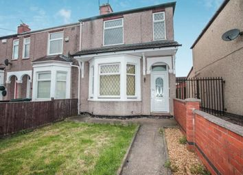 Thumbnail 3 bedroom end terrace house for sale in Grangemouth Road, Radford, Coventry, West Midlands