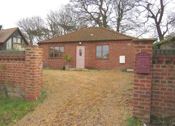 Thumbnail 2 bed detached bungalow for sale in Lynn Road, Downham Market