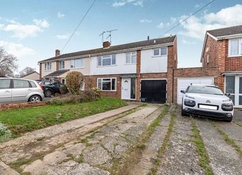 Thumbnail 4 bed semi-detached house for sale in Hawkwood Road, Sible Hedingham, Halstead