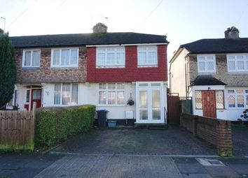 Thumbnail 3 bed end terrace house for sale in Southwood Drive, Surbiton