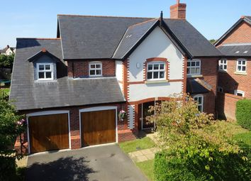 Thumbnail 5 bed detached house for sale in Cheshires Way, Chester