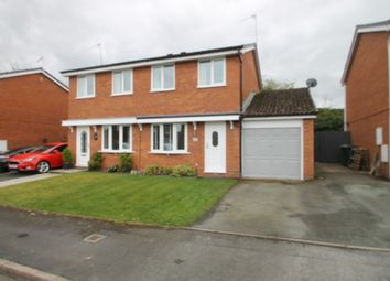 Radbrook Green, Shrewsbury SY3. 2 bed semi-detached house for sale