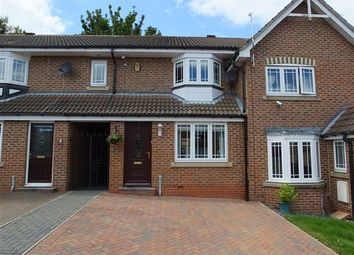 Thumbnail 2 bed town house for sale in High Hazel Court, Treeton, Rotherham
