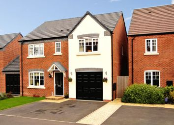 Thumbnail 4 bed detached house for sale in Kings Court, Stourbridge Road, Bridgnorth