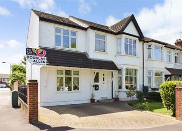 Thumbnail 4 bedroom end terrace house for sale in Marmion Close, London