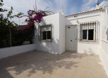 Thumbnail 2 bed terraced bungalow for sale in Torrevieja, Alicante, Valencia, Spain