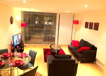 Thumbnail 1 bed flat to rent in 38 Millharbour, Canary Wharf, London