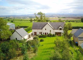 Thumbnail 4 bed detached house for sale in Braeside, Hume Holdings, Near Kelso