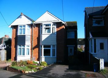 Thumbnail 3 bedroom semi-detached house for sale in Exmouth, Devon, .
