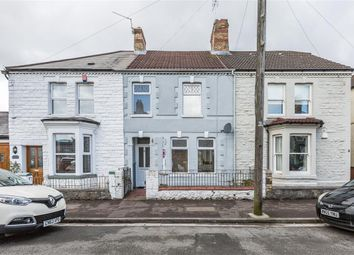 Thumbnail 3 bed terraced house for sale in Egerton Street, Canton, Cardiff