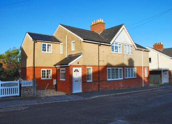 Thumbnail 3 bedroom semi-detached house to rent in Lymington, Hampshire