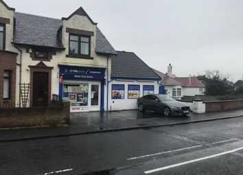 Thumbnail Retail premises for sale in Irvine, Ayrshire