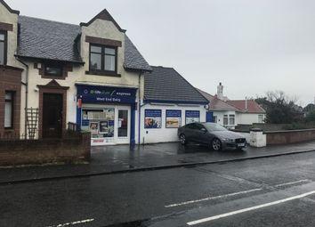 Thumbnail Retail premises for sale in Irvine, Ayrshire