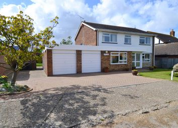 Thumbnail 4 bedroom detached house for sale in Meadow Drive, Chestfield, Whitstable