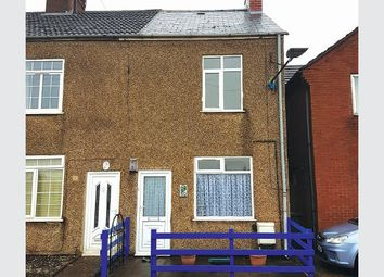 Thumbnail 2 bed end terrace house for sale in Richmond Road, Ibstock