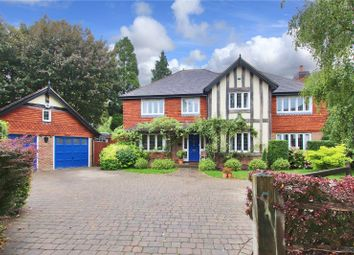 Thumbnail 5 bed detached house for sale in Treetops, Kemsing, Sevenoaks, Kent