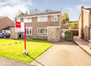 Thumbnail 3 bed semi-detached house for sale in Pallett Hill, Catterick, Richmond, North Yorkshire