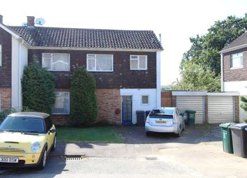 Thumbnail 2 bed semi-detached house for sale in Raebarn Gardens, Arkley, Barnet