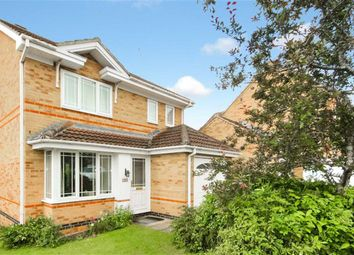 Thumbnail 3 bed detached house for sale in Otter Way, Royal Wootton Bassett, Swindon Wilts