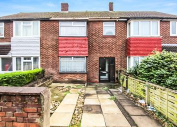 Thumbnail 3 bed terraced house for sale in Gun Lane, Rochester