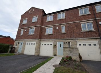 Thumbnail 4 bed town house for sale in Carlton Green, Normanton