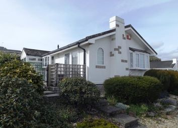 Thumbnail 3 bed bungalow for sale in Mountlea Country Park, Par, Cornwall