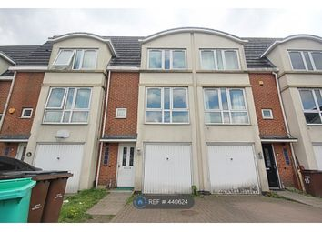 Thumbnail 4 bed terraced house to rent in The Green Mews, Nottingham