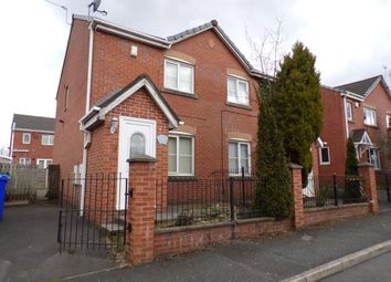 Thumbnail 2 bedroom semi-detached house for sale in Porter Drive, Cheetwood, Manchester, Greater Manchester