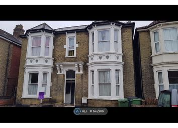 Thumbnail 1 bed flat to rent in St Edwards Road, Southsea