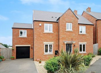 Thumbnail 4 bed detached house for sale in Eaglehurst, Brixworth, Northampton