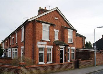 Thumbnail 2 bedroom end terrace house to rent in Hampton Road, Ipswich, Suffolk