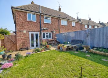 Thumbnail 2 bedroom semi-detached house for sale in Orchard Close, Sevenoaks