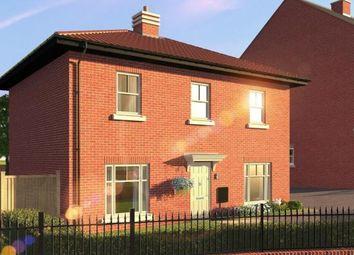 Thumbnail 4 bed detached house for sale in Edwards Lane, Sherwood, Nottingham