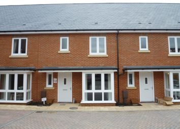 Thumbnail 3 bed terraced house to rent in Claydon Court, St Michaels Place, Waterlooville